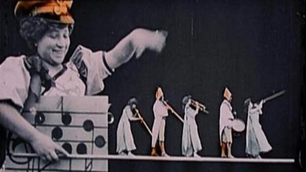 Музыка, вперед!-1907 г