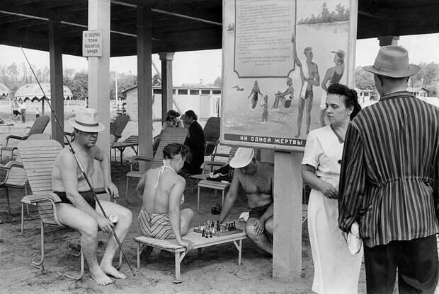 Cartier Bresson21 25 кадров Анри Картье Брессона о советской жизни в 1954 году