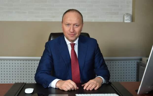 Андрей Бочкарёв: Новый участок Калининско-Солнцевской линии готов более чем на треть