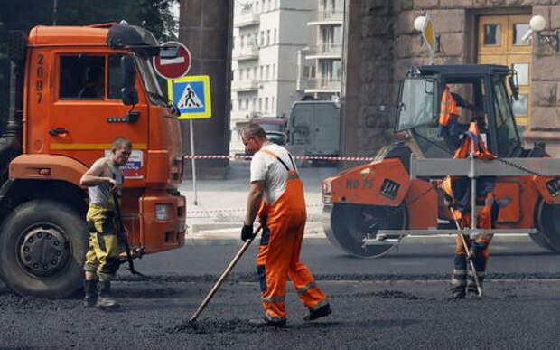 В августе Тверскую улицу в Москве опять перекроют