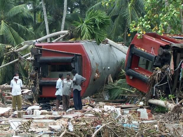 Самая крупная в истории железнодорожная катастрофа: как это было и кто виноват?