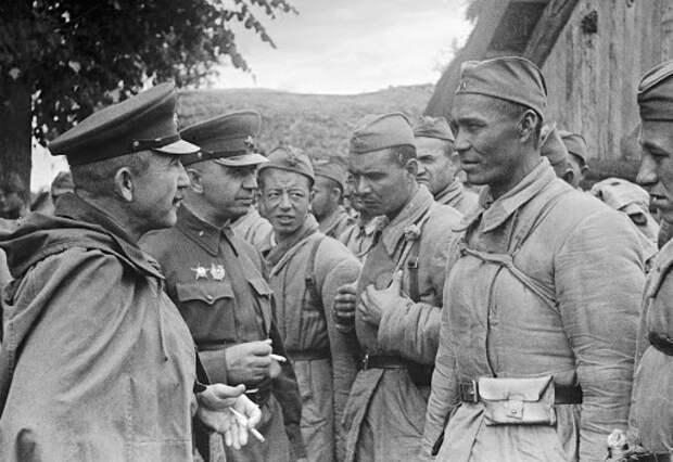 Почему немцы не смогли уничтожить кавалеристов генерала Белова у себя в тылу