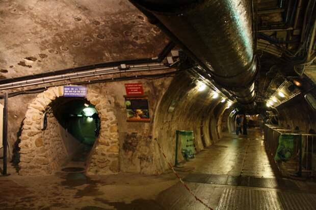 Музей парижской канализации, Париж, Франция