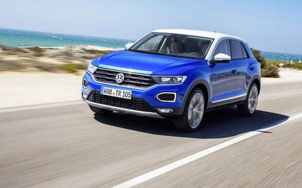 10 отличных моделей Volkswagen, которые нельзя купить в России