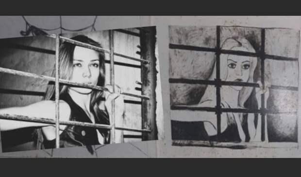 Загадка дня: кто разрисовал стены тайной тюрьмы в Ленинградской области?