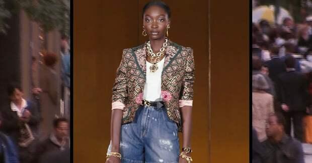 Онлайн-показы Dolce & Gabbana перейдут в формат «увидел — купил»