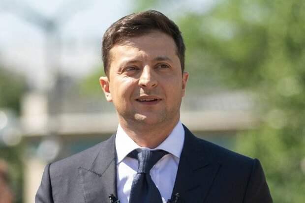 Зеленский сравнил с витринами открытые КПВВ на границе с Крымом