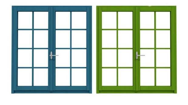 Способ доступный каждому: покраска пластиковых окон простыми действиями