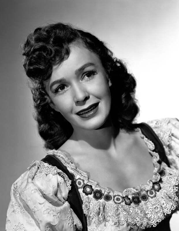 Мари Бланчард. Секс -символ из Старого Голливуда.