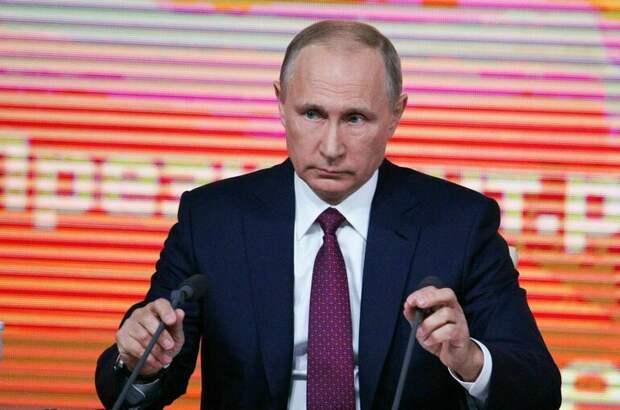 Путин назвал причины газового кризиса в Европе