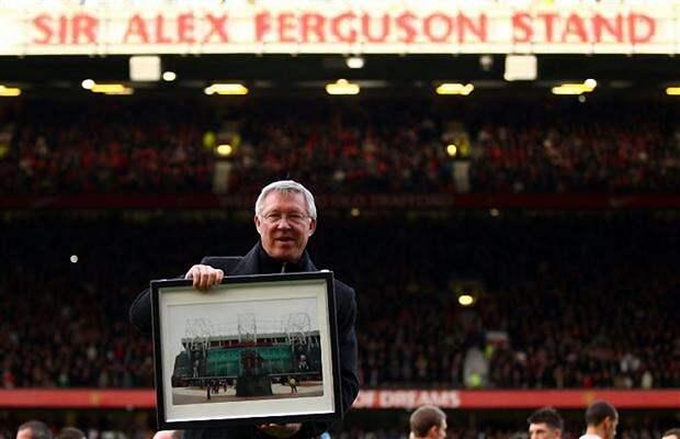075 Алекс Фергюсон: Самый титулованный тренер Манчестер Юнайтед