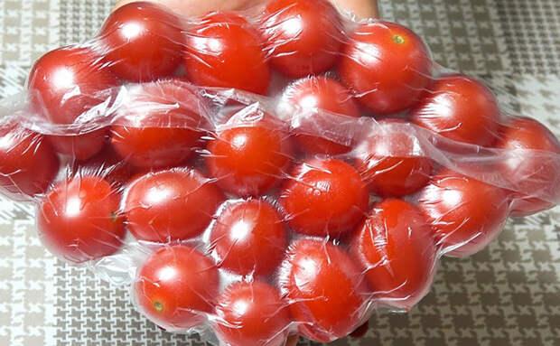 Сохраняем помидоры свежими круглый год. Если заморозить правильно, не слипаются и не становятся водянистыми