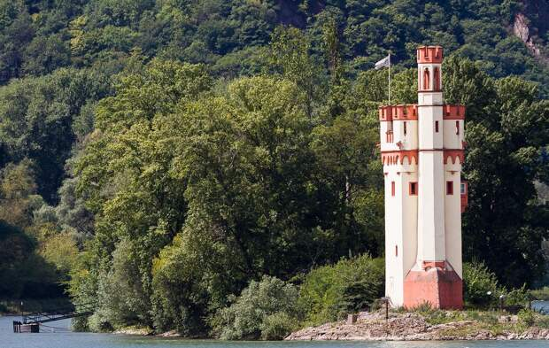 Легендарная Мышиная Башня