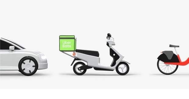 Доставка еды впервые принесла Uber больше доходов, чем основной бизнес