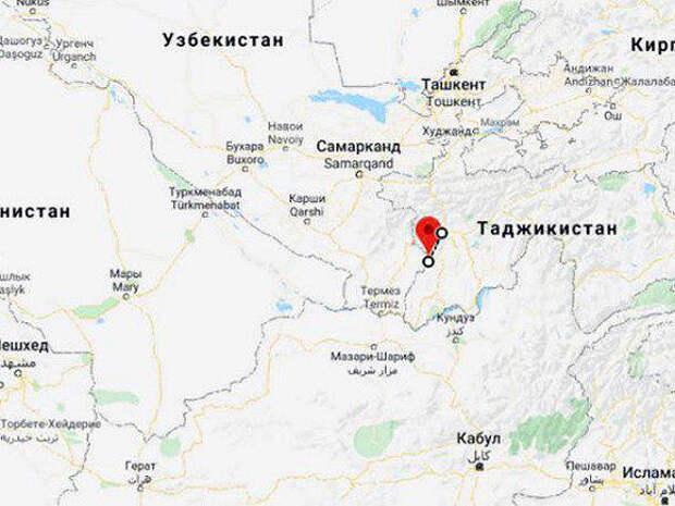 Киргизия обновила данные о погибших и раненых при стрельбе на границе с Таджикистаном