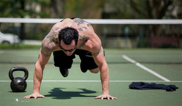 Пять упражнений, которые заменят вам полноценную тренировку