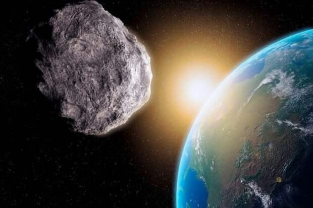 1 сентября к Земле подлетит крупный астероид, - NASA