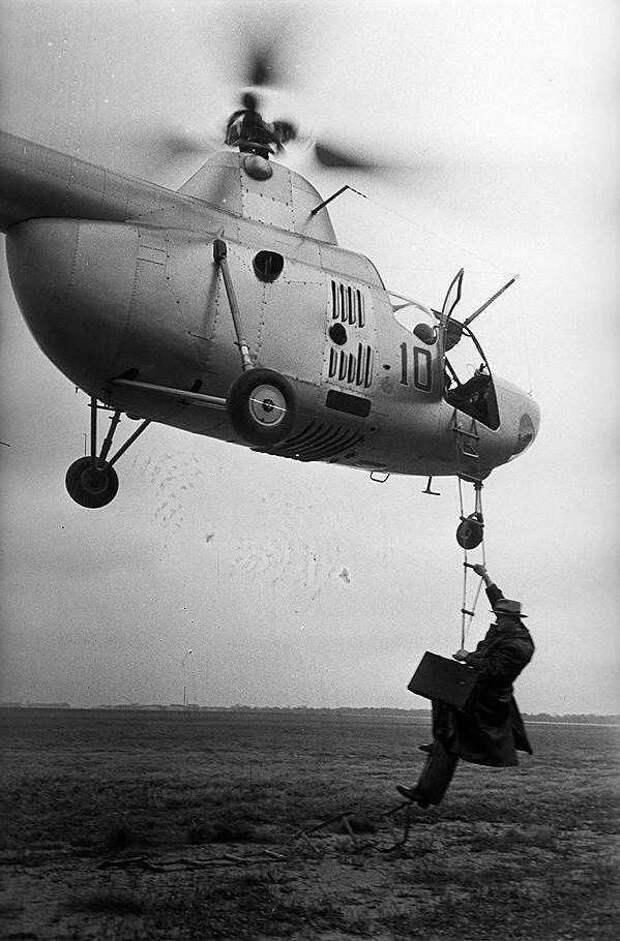 Первый советский вертолет: взлеты и падения Ми-1