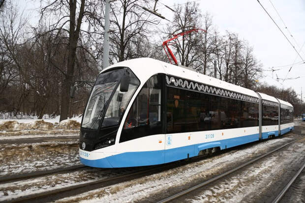 Трамваи возвращаются на «Войковскую»