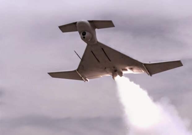 Опубликованы кадры уничтожения С-300 израильским дроном IAI Harop в Карабахе