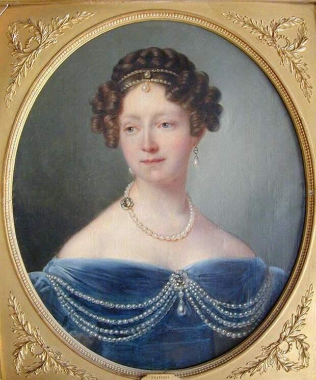 Русская королева Нидерландов княгиня Анна Павловна