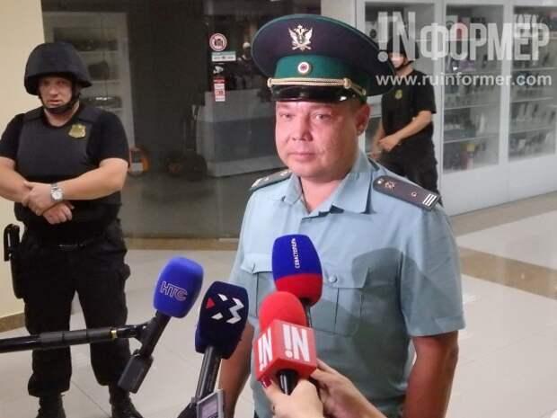 В Севастополе закрыли ТЦ «SeaMall»  - как это было (ВИДЕО)