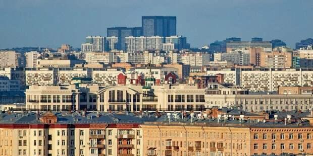 BCG: Москва справилась с пандемией эффективней других мегаполисов/ Фото mos.ru