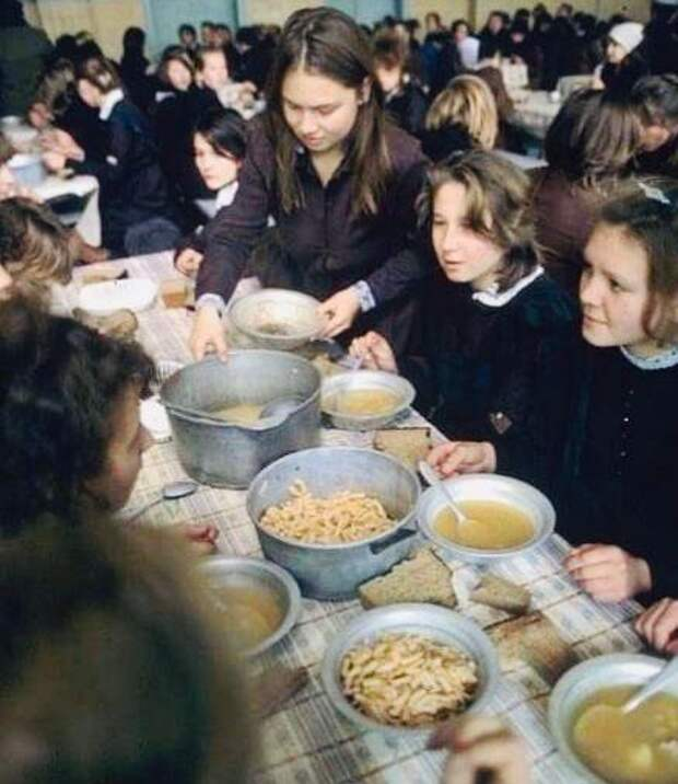 Идеальная советская нищета