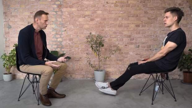 Гаспарян: Новые интервью Навального не помогут ему стать политиком