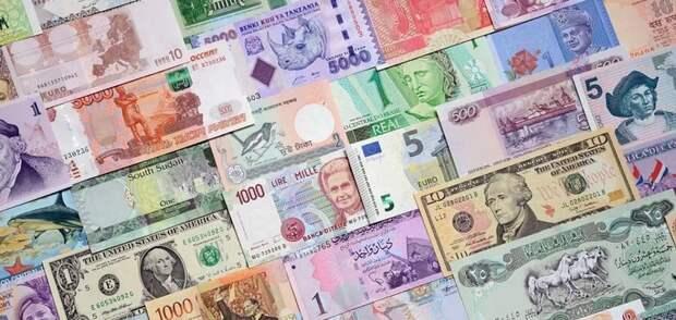 Официальные рыночные курсы инвалют на 23 апреля установил Нацбанк Казахстана