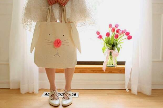 Ушастые сапоги и сумка