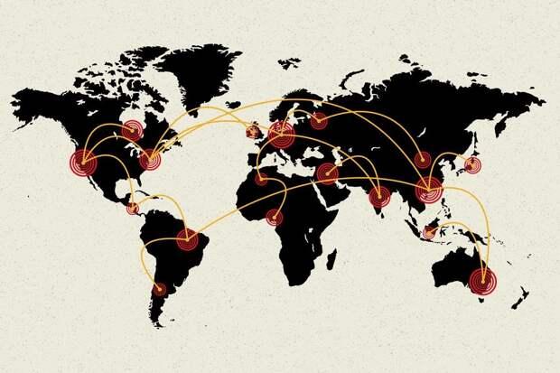 Пандемия COVID-19 и геополитика