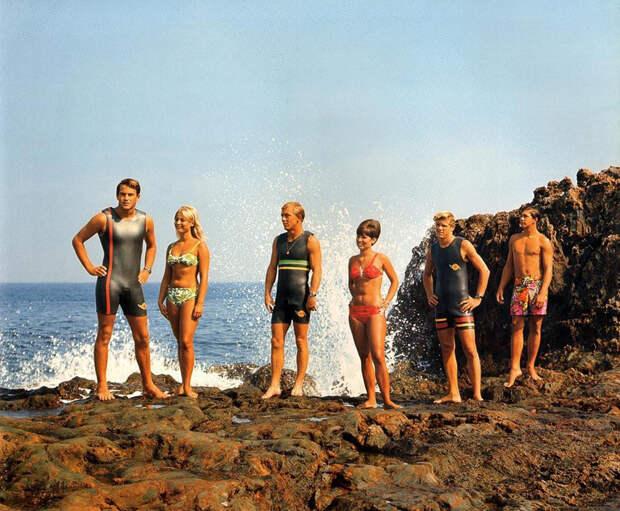 Лерой Грэннис, культовый фотограф культуры серфинга Калифорнии