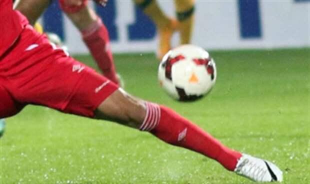 Футбол (Иллюстрация)