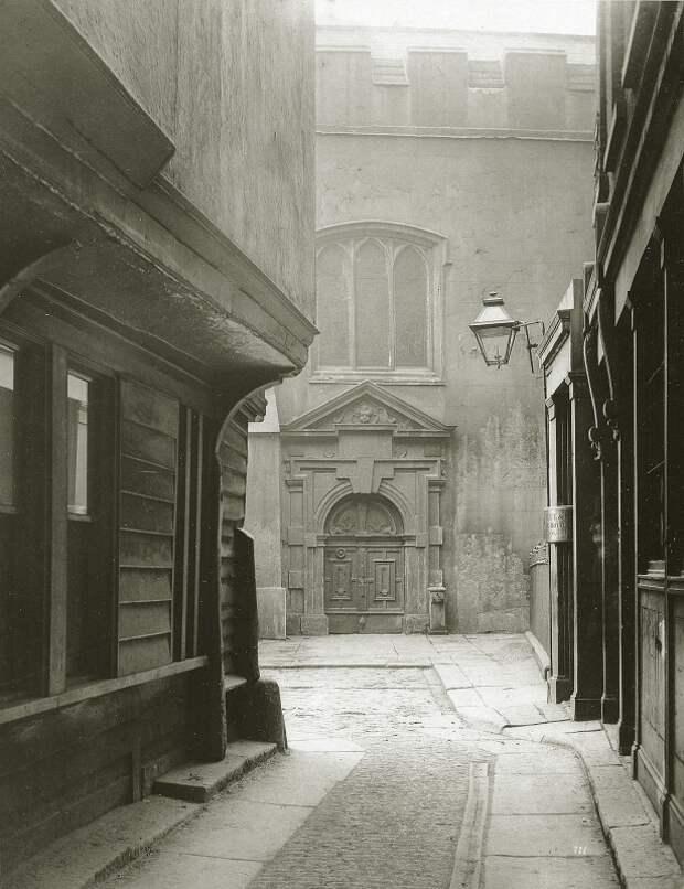 Каким был Лондон во времена Шерлока Холмса