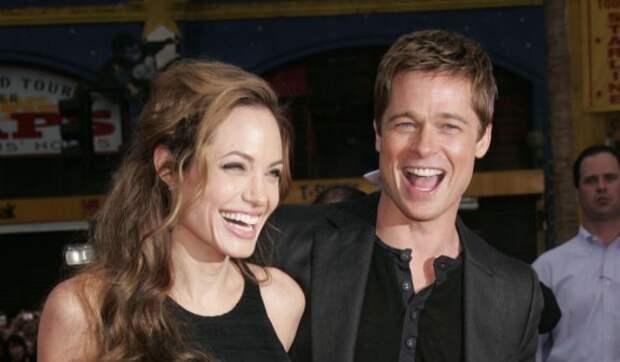 Стало известно, с кем встречается Брэд Питт и как это восприняла Джоли