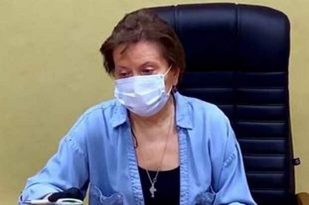 Комарова сравнила нарушителей масочного режима снаркодилерами