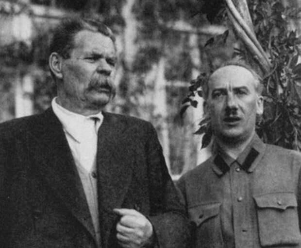 Смерть Максима Горького: был ли писатель отравлен ядом