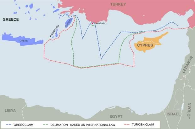 Конфликт Греции и Турции помешал принятию санкций против Белоруссии