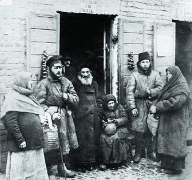 Русская армия и евреи накануне Первой мировой войны