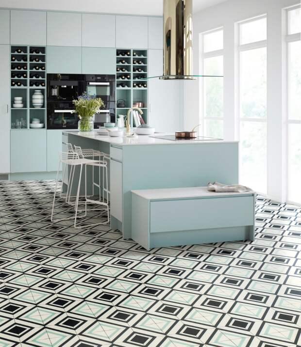 как выбрать линолеум в квартиру на кухню
