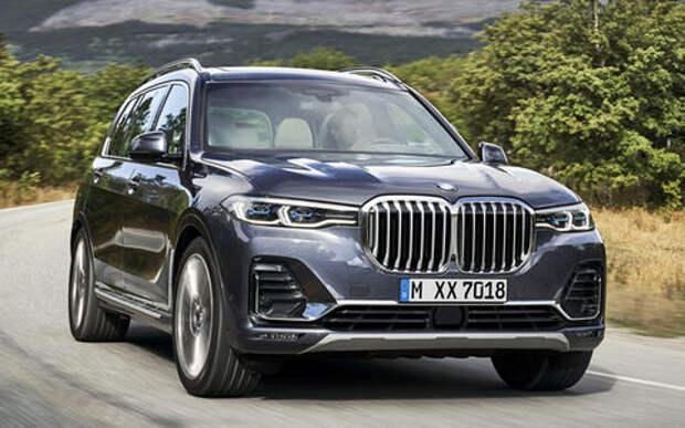 «Автотор» в июне поставит на конвейер BMW X7