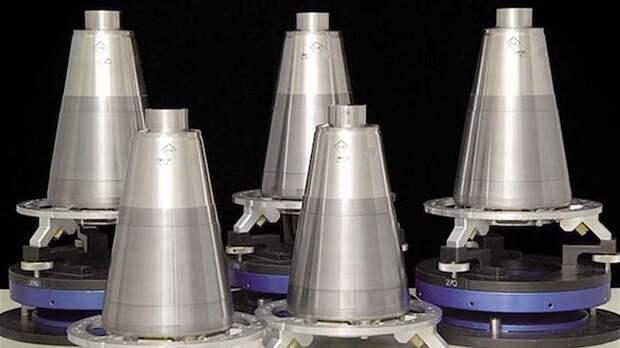 Ядерные боеголовки W76-1