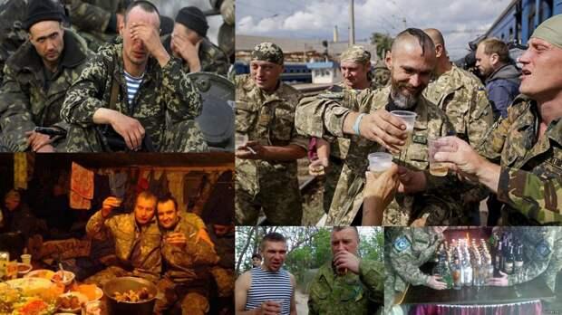 «Я загулял» – солдат «сильнейшей армии Европы» сбежал из АТО на две недели в самоволку