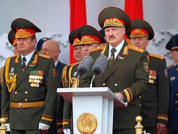 У Лукашенко решающий бой или «последний парад»?