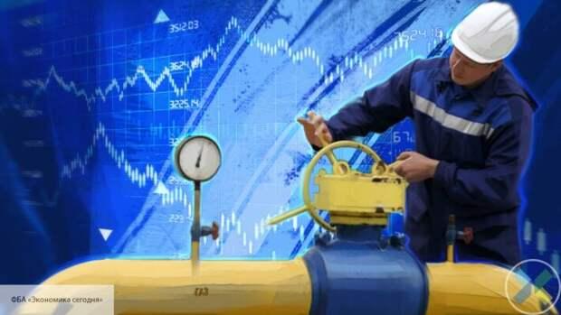 Украина на день стала экспортером газа