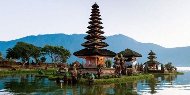Перезимовать на Бали не удастся