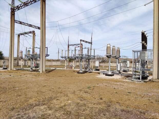 В Крыму на строительство и ремонт электроподстанций потратили более 400 млн рублей