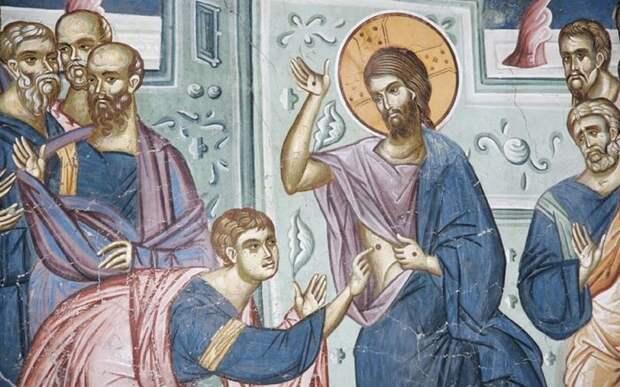 апостол фома житие