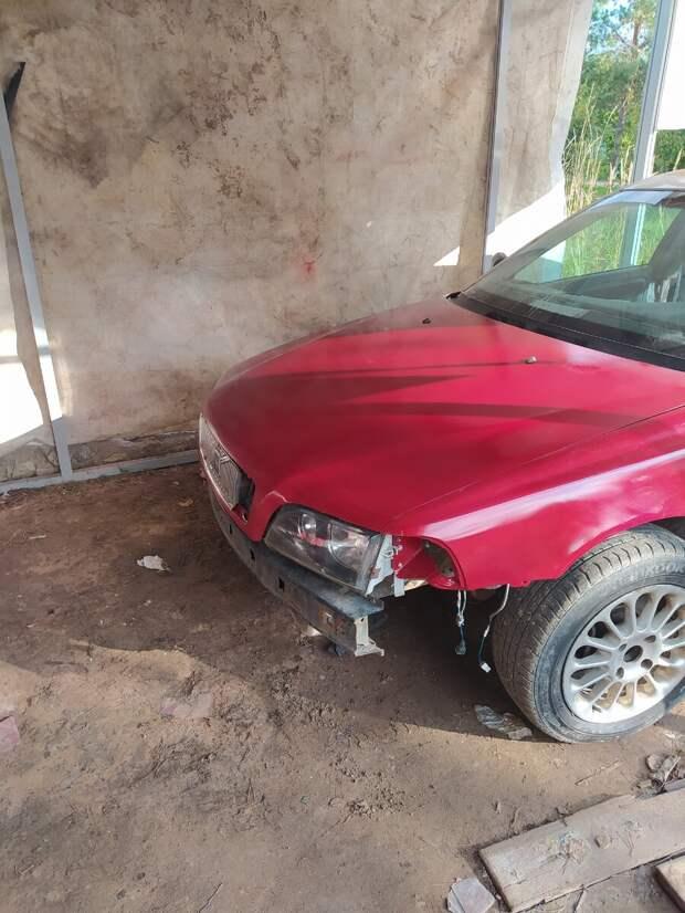 Имеет ли смысл восстанавливать старый автомобиль под себя. Внешка. Часть вторая. Подготовка и покраска.